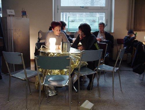 Kunstwechsel 2000 in der ehem. Landeszentralbank Siegen