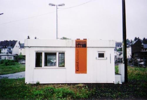 Kunstsommer 2006 Feldforschun