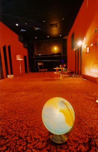 Im Dunkeln Kunstsommer 2002