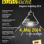 Siegener Kunsttag 2014 KUNSTlicht