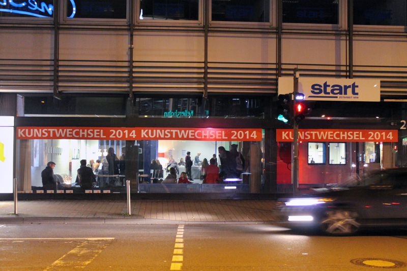KUNSTWECHSEL 2014 Siegen