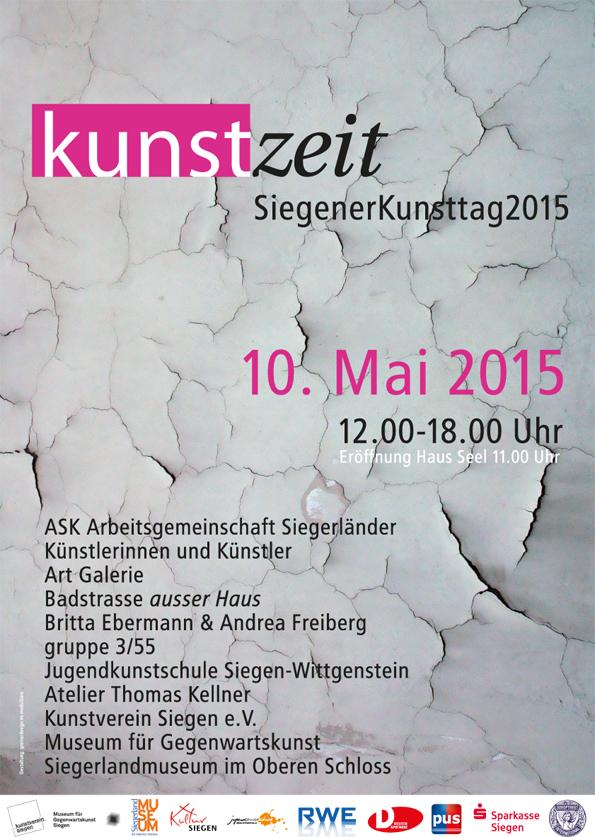 Siegener KUNSTTAG 2014 Kunstzeit Gruppe 3/55