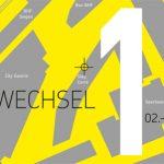 KUNSTWECHSEL 2016 in Siegen am 02-04.12.2016 im Siegcarré Einladungskarte