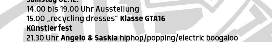 Kunstwechsel 2017 Programm