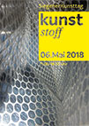 Kunsttag Siegen KUNSTstoff gruppe 3/55 im MONOPOL:I