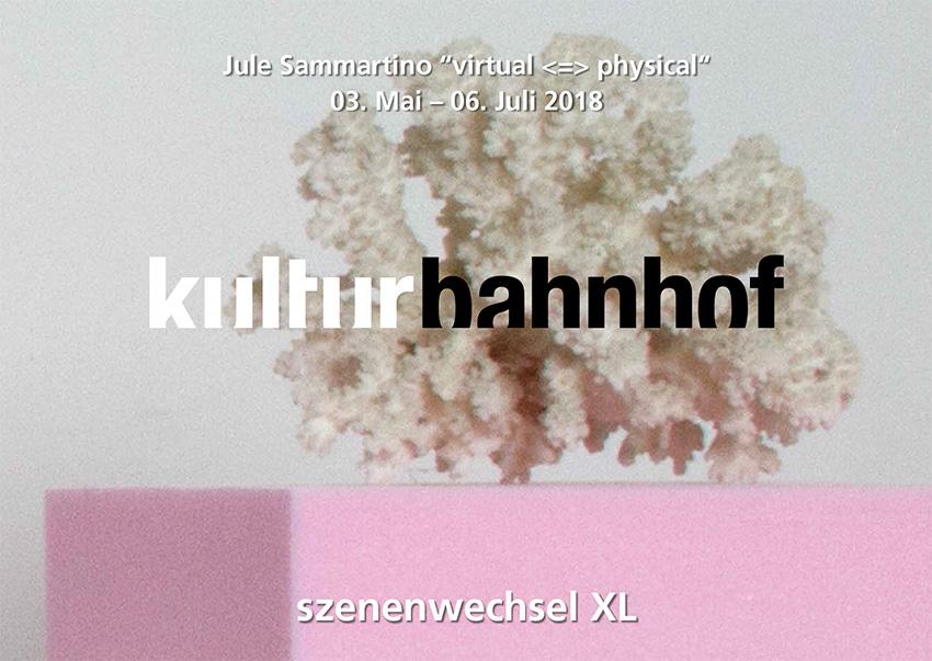 gruppe 3/55 Ausstellung Mitglied Jule Sammartino Szenenwechsel Kreuztal