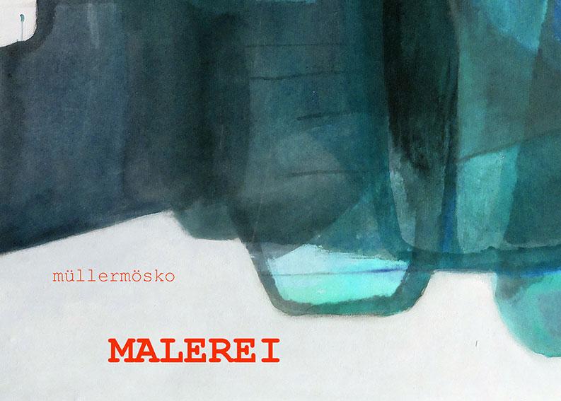 gruppe 3-55. MONOPOLi Ausstellung müllermösko Malerei